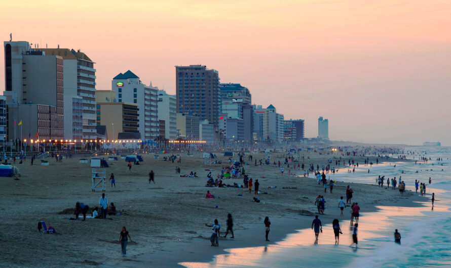 The Perfect Three-Day Weekend in Virginia Beach