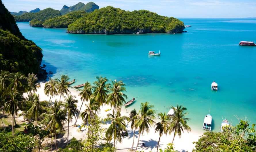 Fly Away to Thailand for $396 Round-trip