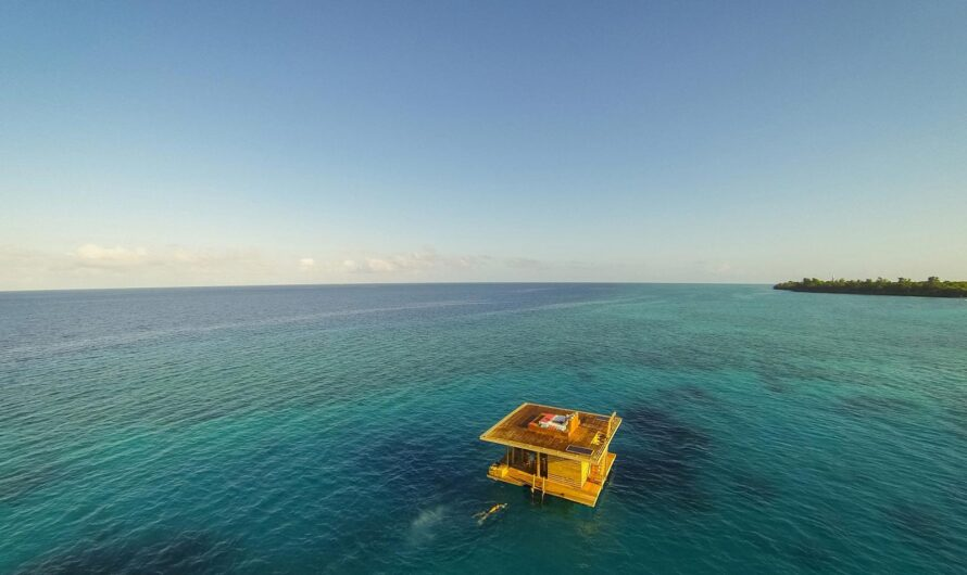 From Dive-in Suites With Pizza Delivery to Luxury Rooms Surrounded by Fish, These Are the Best Underwater Hotels (Video)