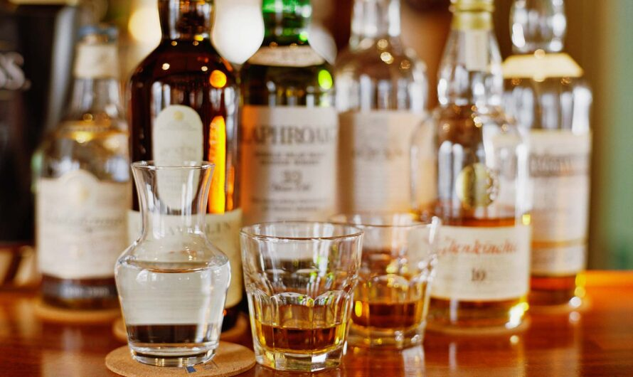 The Real Difference Between Whisky and Whiskey