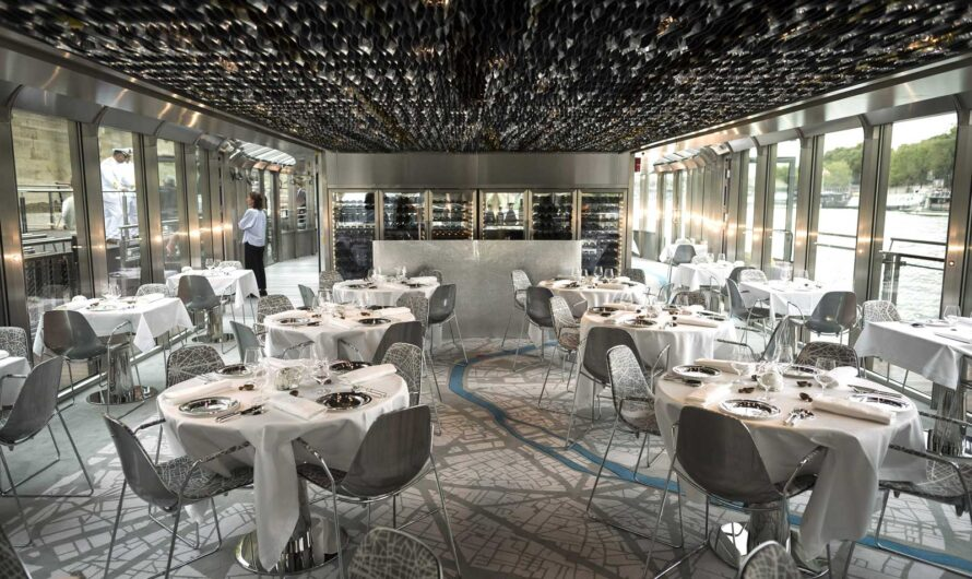 The World's Most Michelin Starred Chef Is Opening a Floating Restaurant in Paris