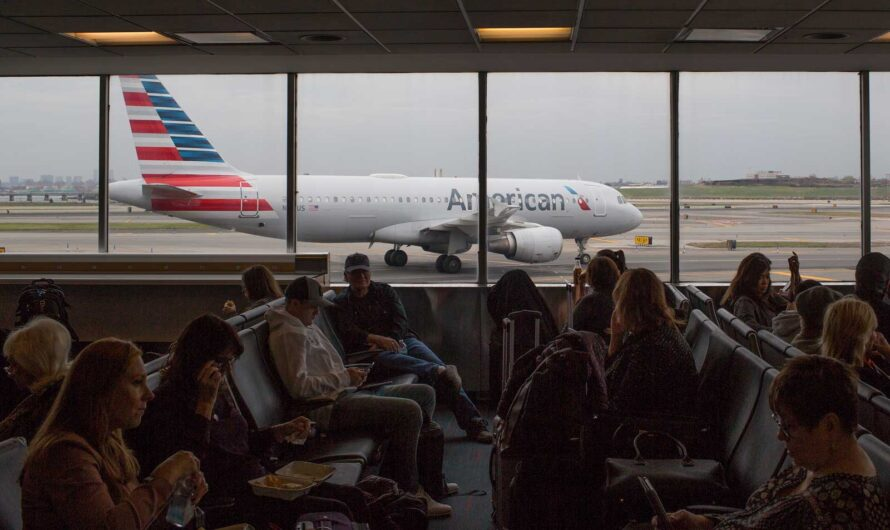 American Airlines Bumped More Passengers Than All Other U.S. Airlines Combined (Video)