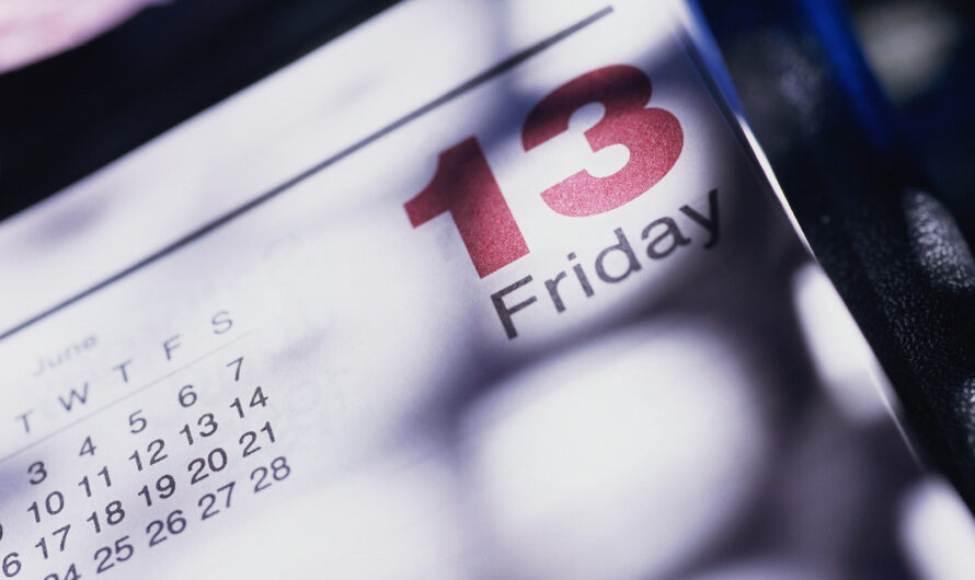 The Real Reason We Fear Friday the 13th