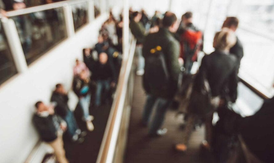 How to Check the Length of Security Lines Before You Even Get to the Airport