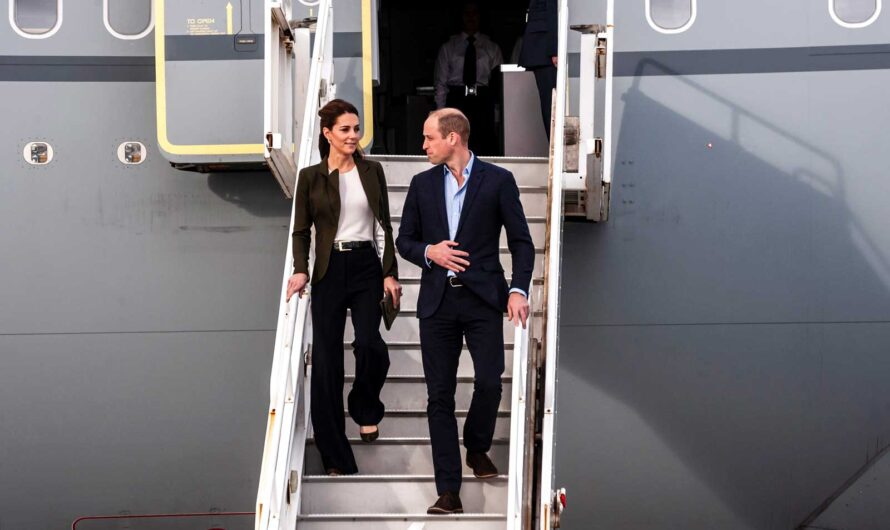 Here's How Much the Royal Family Spends on Travel (Video)