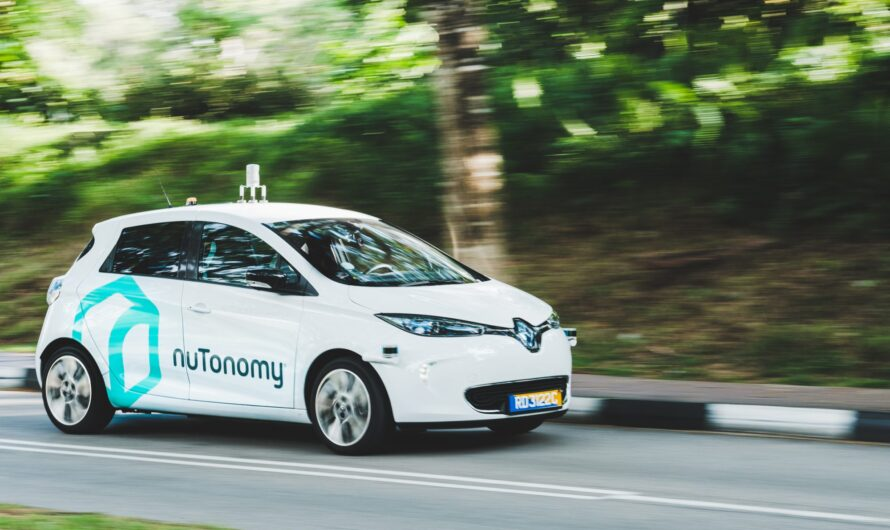 World's First Driverless Taxis Hit the Streets