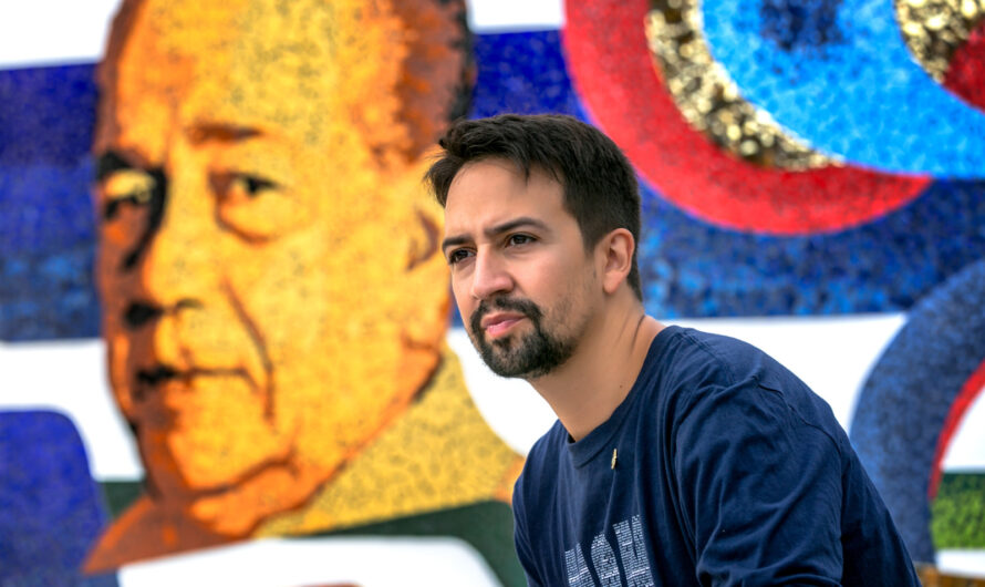 Lin-Manuel Miranda Takes You on an Amazing Tour of Puerto Rico in Eight-episode Web Series